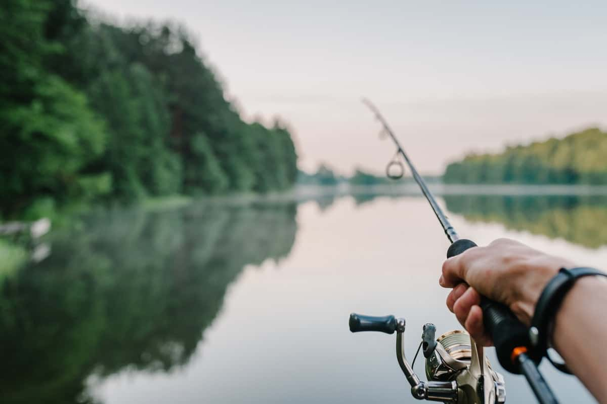 This image has an empty alt attribute; its file name is Fishing-in-lake-Large.jpg